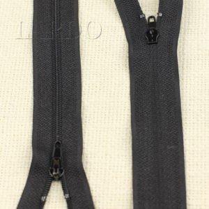 Молния разъёмная, однозамковая, 60 см, №3, чёрная
