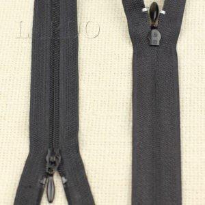 Молния разъёмная, однозамковая, 62 см, №3, чёрная