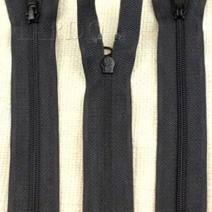 Молния UNIZIP разъёмная, двухзамковая, 65 см, №3, чёрная