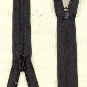 Молния UNIZIP разъёмная, однозамковая, 68 см, №3, чёрная