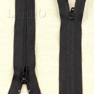 Молния разъёмная, однозамковая, 90 см, №3, чёрная