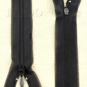 Молния разъёмная, однозамковая, 65 см, №3, чёрная