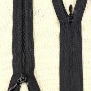 Молния ZIP разъёмная, однозамковая, 60 см, №3, чёрная