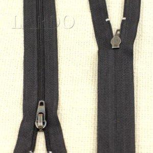 Молния UNIZIP разъёмная, однозамковая, 35 см, №3, чёрная
