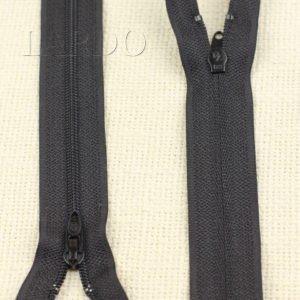 Молния UNIZIP разъёмная, однозамковая, 38 см, №3, чёрная