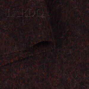 Пальтово-костюмная ткань бордовая