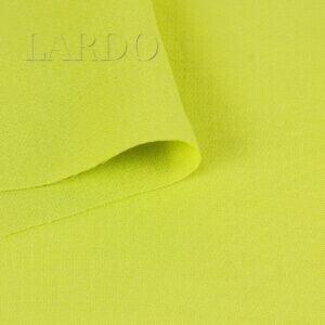 Лён с вискозой костюмно-плательный неоновый лайм