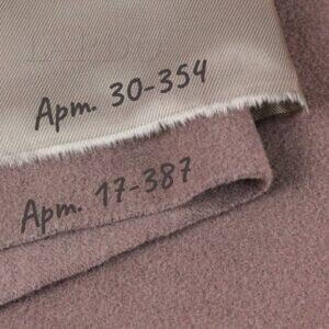 075 пальтовая шерсть с кашемиром/подкладочная ткань - вискоза