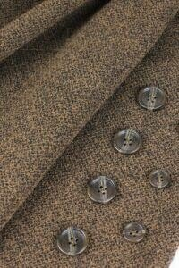 070 пиджак - шерсть креп/жилетка - шерсть меланж BRIONI/брюки - шерсть Vergine