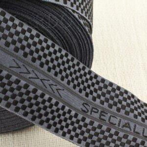 Корсажная лента тёмно-серая шир. 5,5 см