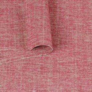 Костюмный хлопок розово-бежевый меланж