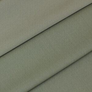 Костюмная шерсть стретч 2-х сторонняя Super 150 Leitmotiv серо-оливковая