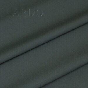 Костюмная шерсть Super 140 серо-оливковая