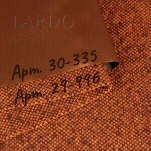 087 Твид терракотовый/подкладка вискоза