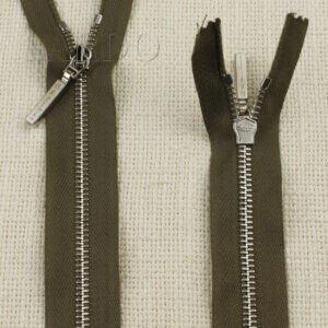Молния LAMPO MARLYS неразъёмная, однозамковая, 15 см, №4, хаки