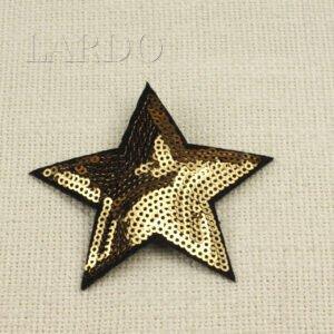 "Нашивка ""звезда"" авторская работа"