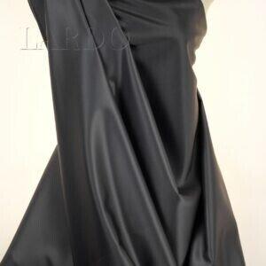 Атлас костюмно-плательный серый