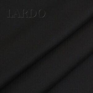 Шёлк костюмно-плательный чёрный
