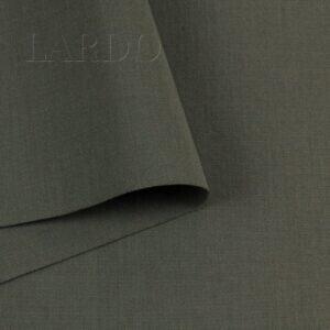 Костюмная шерсть стретч оливковая