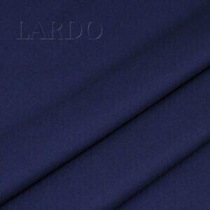 Хлопок стретч костюмный синий