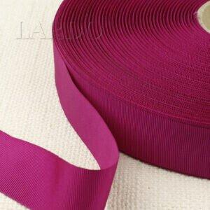 Репсовая лента цвета фуксии шир. 2,5 см