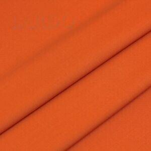 Шерсть стретч оранжевая