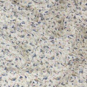 Батист хлопок мелкий цветочек Италия Состав: хлопок 100 % Плотность ≈ 40 г/м ² Ширина 134 см