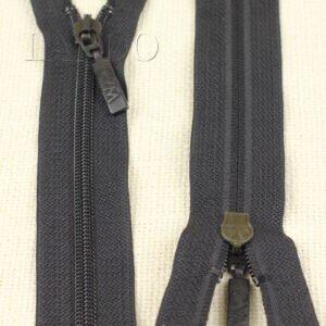 Молния GYM неразъёмная, однозамковая, 15 см, №5, чёрная