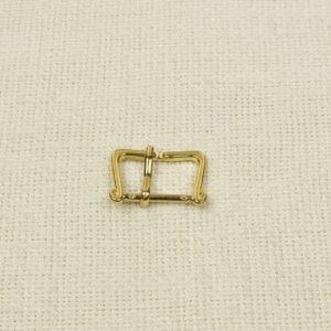 Пряжка металл цвета золота 2,2 см x 2,8 см