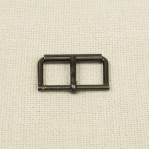 Пряжка металл цвет тёмного никеля 3,0 см x 5,0 см