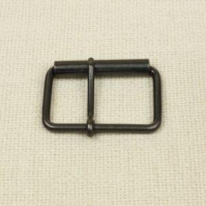 Пряжка металл цвета тёмного никеля 4,0 см x 6,0 см