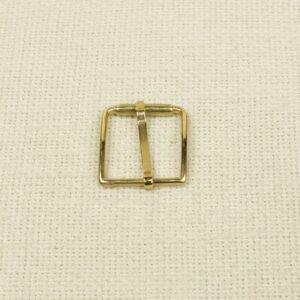 Пряжка металл цвета золота 3,3 см x 3,0 см
