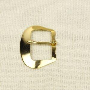 Пряжка металл цвета золота 4,2 см x 6,0 см