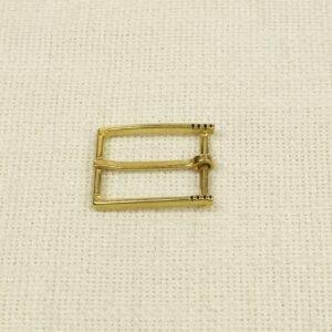 Пряжка металл цвета золота 3,7 см x 2,8 см