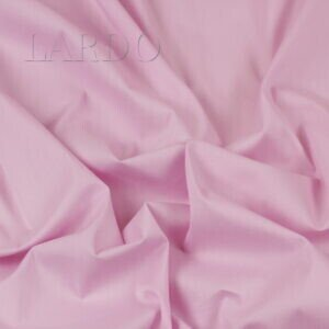 Поплин стретч хлопковый розовый
