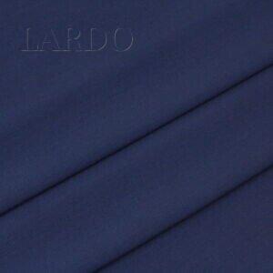 Шерсть стретч костюмно-плательная стальной синий цвет Италия Состав: шерсть 95 %, эластан 5 % Плотность ≈ 220 г/м ² Ширина 150 см