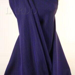 Жаккард  шёлковый костюмный сине-фиолетовый Италия Состав: шёлк 100 % Плотность ≈ 180 г/м ² Ширина 132 см