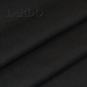 Лён чёрный с фактурой крепа Италия Состав: лён 100 % Плотность ≈ 205 г/м ² Ширина 154 см
