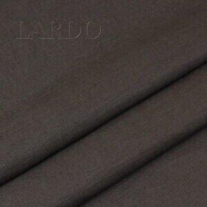 Лён коричневый Италия Состав: лён 100 %. Плотность ≈ 170 г/м ² Ширина 148 см