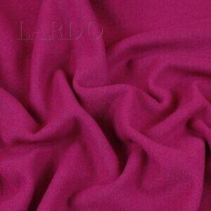 Пальтовая шерсть Extra Virgin фуксия  Италия  Состав: шерсть 80 %, п/э 20 %  Плотность ≈ 295 г/м ²  Ширина 150 см