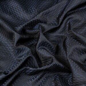 Жаккард шёлковый тёмно-лазурный Италия Состав: шёлк 100 % Плотность ≈ 115 г/м ² Ширина 144 см