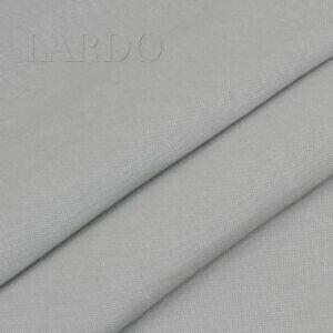 Лён с хлопком костюмный серо-мятный Италия Состав: лён 74 %, хлопок 26 % Плотность ≈ 245 г/м ² Ширина 150 см