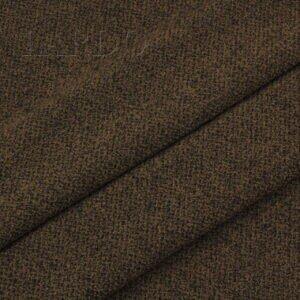 Шерсть креп меланж песочно-коричневая Италия Состав: шерсть 100 % Плотность ≈ 290 г/м ² Ширина 144 см