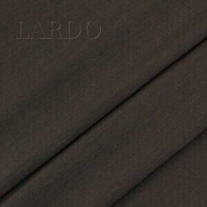 Лён стретч цвета горького шоколада Италия Состав: лён 70 %, синтетические волокна 25 %, эластан 5% Плотность ≈ 165 г/м ² Ширина 136 см
