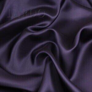 Подкладочная ткань фиолетовая Италия Состав: вискоза 100 % Плотность ≈ 85 г/м ² Ширина 140 см