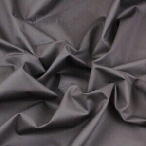 Сатин хлопковый цвета тауп Италия  Состав: хлопок 100 %  Плотность ≈ 150 г/м ²  Ширина 150 см