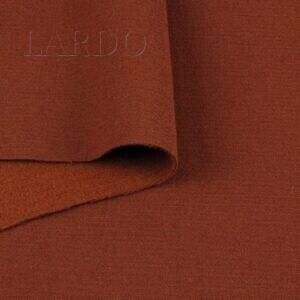 Шерсть костюмная с начёсом терракотовая Италия Состав: шерсть 82 %, п/э 18 % Плотность ≈ 365 г/м ² Ширина 156 см