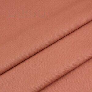 Костюмная шерсть оранжево-красная Италия Состав: шерсть 88 %, п/э 12 % Плотность ≈ 280 г/м ² Ширина 150 см