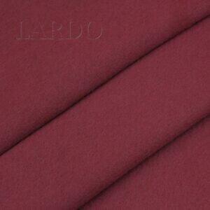Пальтовая ткань двухслойная цвета брусники Италия  Состав: шерсть 70 %, кашемир 20 %, п/э 10 %  Плотность ≈ 400 г/м ²  Ширина 134 см