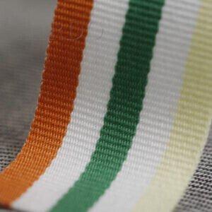 """Репсовая лента """"Ирландия"""" шир. 3,0 см"""